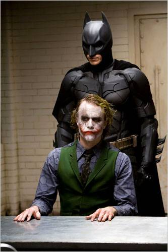 The Batman & The Joker
