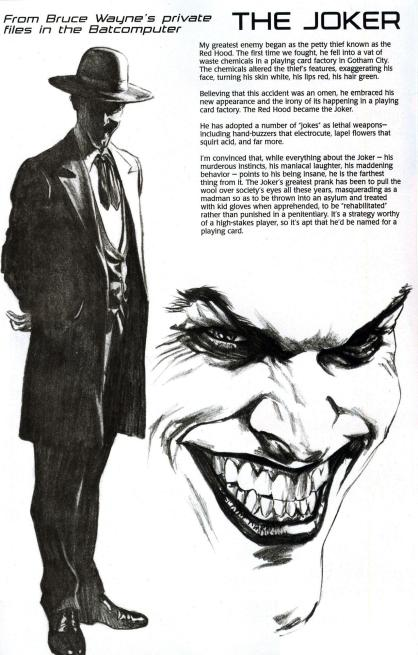 The Joker - by The  Batman